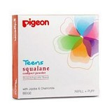 PIGEON Refill Compact Powder Squalane 14gr [PR080306] - Beige - Make-Up Powder